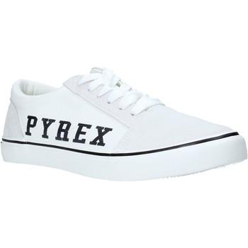Sapatos Homem Sapatilhas Pyrex PY020201 Branco