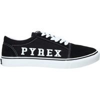 Sapatos Homem Sapatilhas Pyrex PY020201 Preto