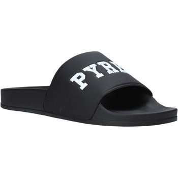 Sapatos Homem chinelos Pyrex PY020167 Preto