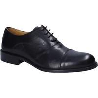 Sapatos Homem Sapatos Exton 6014 Preto