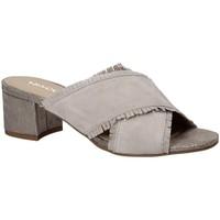 Sapatos Mulher Chinelos IgI&CO 1180 Cinzento