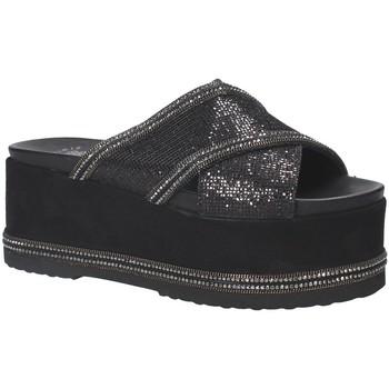Sapatos Mulher Chinelos Exé Shoes G41007137A30 Preto