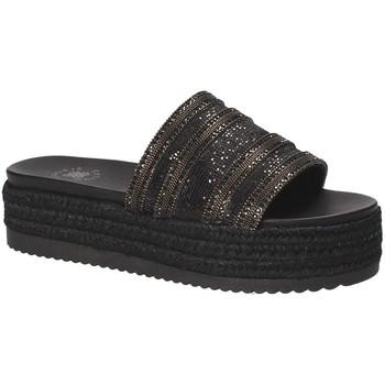 Sapatos Mulher Chinelos Exé Shoes G41006777884 Preto