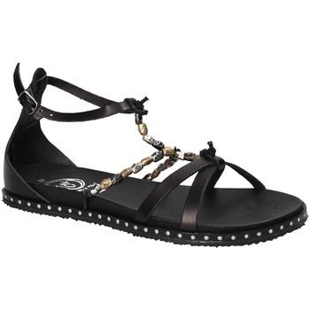 Sapatos Mulher Sandálias 18+ 6140 Preto