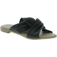 Sapatos Mulher Chinelos 18+ 6113 Preto