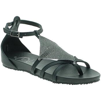 Sapatos Mulher Sandálias 18+ 6108 Preto