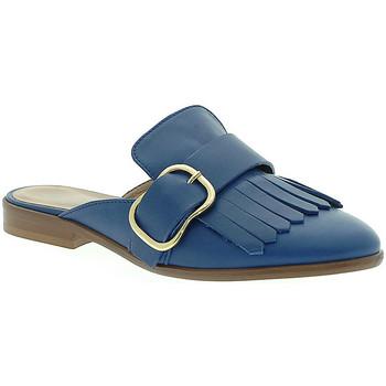 Sapatos Mulher Tamancos Mally 6116 Azul