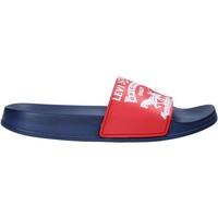 Sapatos Criança chinelos Levi's VPOL0037S Vermelho