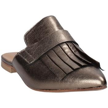 Sapatos Mulher Tamancos Mally 6173 Cinzento