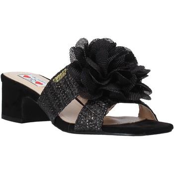 Sapatos Mulher Chinelos Love To Love EVA583C1 Preto