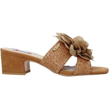 Sapatos Mulher Chinelos Love To Love EVA575 Castanho