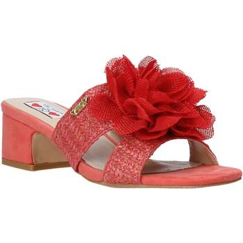 Sapatos Mulher Chinelos Love To Love EVA5106 Vermelho