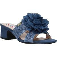 Sapatos Mulher Chinelos Love To Love EVA579 Azul