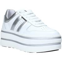 Sapatos Mulher Sapatilhas Exton 1505 Branco
