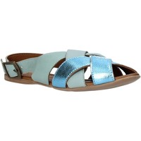 Sapatos Mulher Sandálias Bueno Shoes 9J2103 Azul