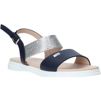 Sapatos Rapariga Sandálias Miss Sixty S20-SMS765 Azul