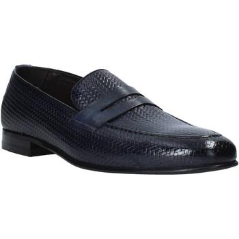 Sapatos Homem Mocassins Exton 1021 Azul