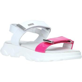 Sapatos Rapariga Sandálias Miss Sixty S20-SMS788 Rosa