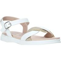 Sapatos Rapariga Sandálias Miss Sixty S20-SMS764 Branco