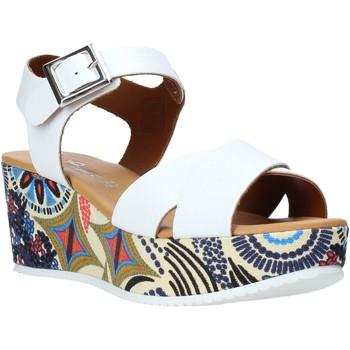 Sapatos Mulher Sandálias Grace Shoes 12 Branco