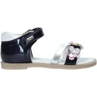Sapatos Rapariga Sandálias Miss Sixty S20-SMS753 Azul