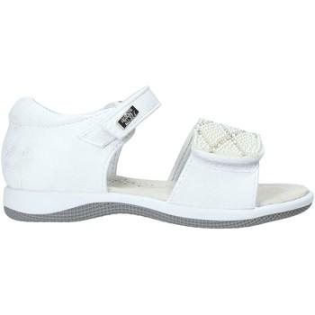 Sapatos Rapariga Sandálias Miss Sixty S20-SMS756 Branco