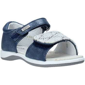 Sapatos Rapariga Sandálias Miss Sixty S20-SMS756 Azul