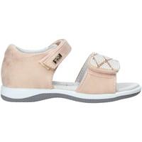 Sapatos Rapariga Sandálias Miss Sixty S20-SMS756 Rosa