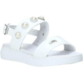 Sapatos Rapariga Sandálias Miss Sixty S20-SMS772 Branco