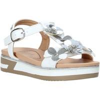 Sapatos Rapariga Sandálias Miss Sixty S20-SMS781 Branco