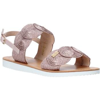 Sapatos Rapariga Sandálias Miss Sixty S20-SMS786 Rosa