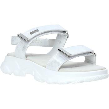 Sapatos Rapariga Sandálias Miss Sixty S20-SMS788 Branco