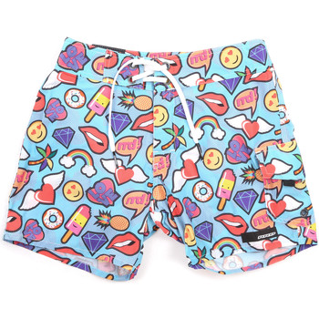 Textil Homem Fatos e shorts de banho Rrd - Roberto Ricci Designs 18319 Azul