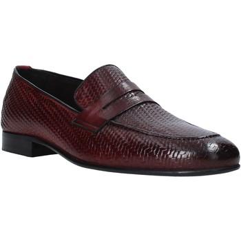 Sapatos Homem Mocassins Exton 1021 Castanho
