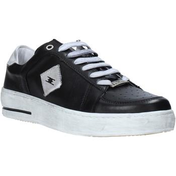 Sapatos Homem Sapatilhas Exton 178 Preto