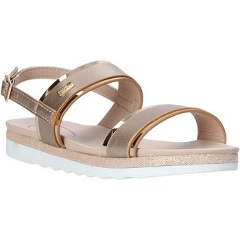 Sapatos Rapariga Sandálias Miss Sixty S20-SMS778 Rosa