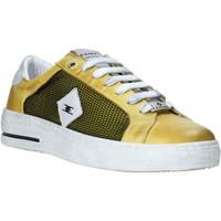 Sapatos Homem Sapatilhas Exton 177 Amarelo
