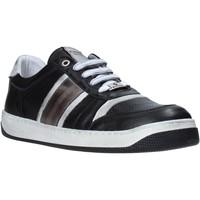 Sapatos Homem Sapatilhas Exton 310 Preto