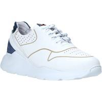 Sapatos Homem Sapatilhas Exton 237 Branco