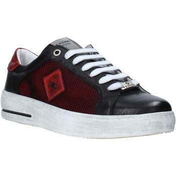 Sapatos Homem Sapatilhas Exton 177 Preto