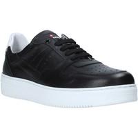Sapatos Homem Sapatilhas Exton 427 Preto