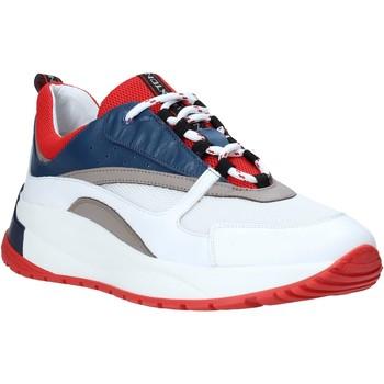 Sapatos Homem Sapatilhas Exton 291 Branco