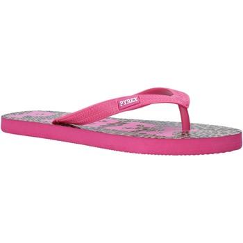 Sapatos Mulher Chinelos Pyrex PY020164 Rosa