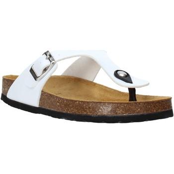 Sapatos Criança Chinelos Bamboo BAM-222 Branco