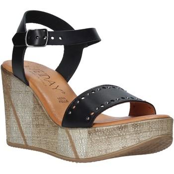 Sapatos Mulher Sandálias Jeiday EVA-Z80M Preto