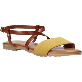 Sapatos Mulher Sandálias Jeiday YARA-SALLY Amarelo