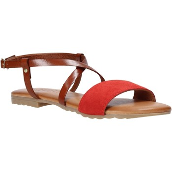 Sapatos Mulher Sandálias Jeiday YARA-SALLY Vermelho