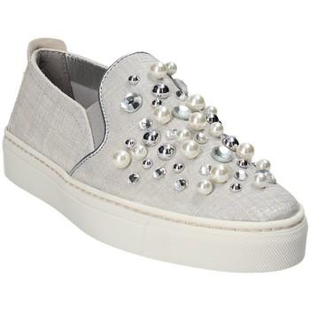 Sapatos Mulher Slip on The Flexx B108_56 Cinzento