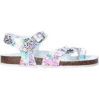 Sapatos Rapariga Sandálias Grunland SB1503 Branco