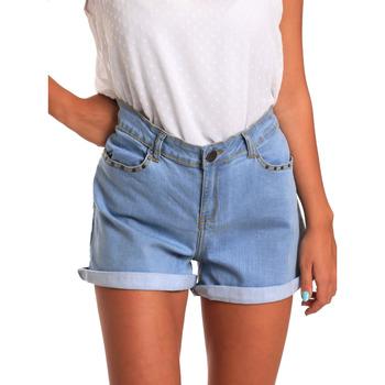 Textil Mulher Shorts / Bermudas Smash S1871408 Azul